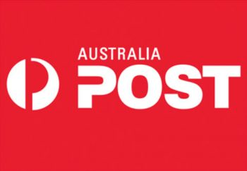 Prepaid Australian Post Label